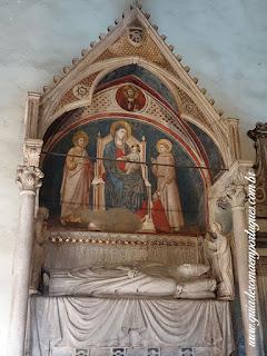 tumba cardeal acquasparta passeios roma portugues - Santa Maria In Aracoeli