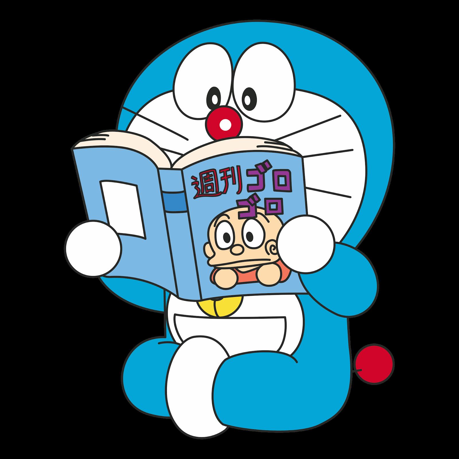 Kumpulan Vector Doraemon Keren Dan Lucu File CDR CorelDraw Download