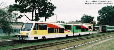 SA108-006 na stacji Gorzów Wielkopolski
