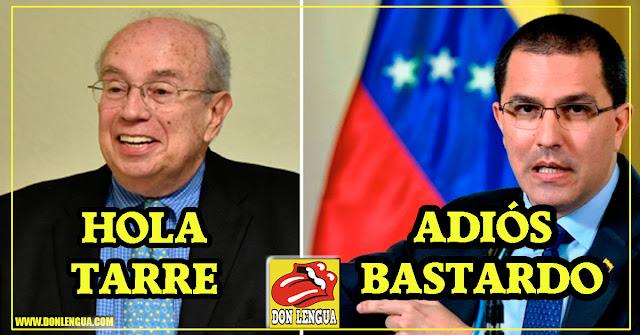 Tarre Briceño nombrado como representante de Venezuela en la OEA