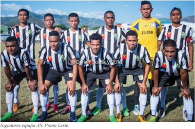HALAKON ACADEMICA FC 1-0, AS. PONTA LESTE SEI HASORU CACUSAN FC