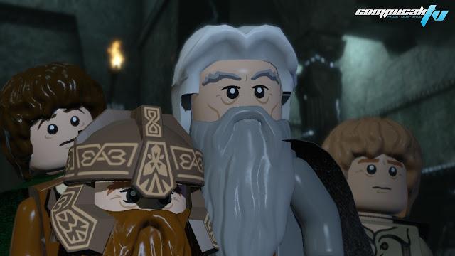 LEGO El Señor de los Anillos PC Full Español Reloaded Descargar 2012
