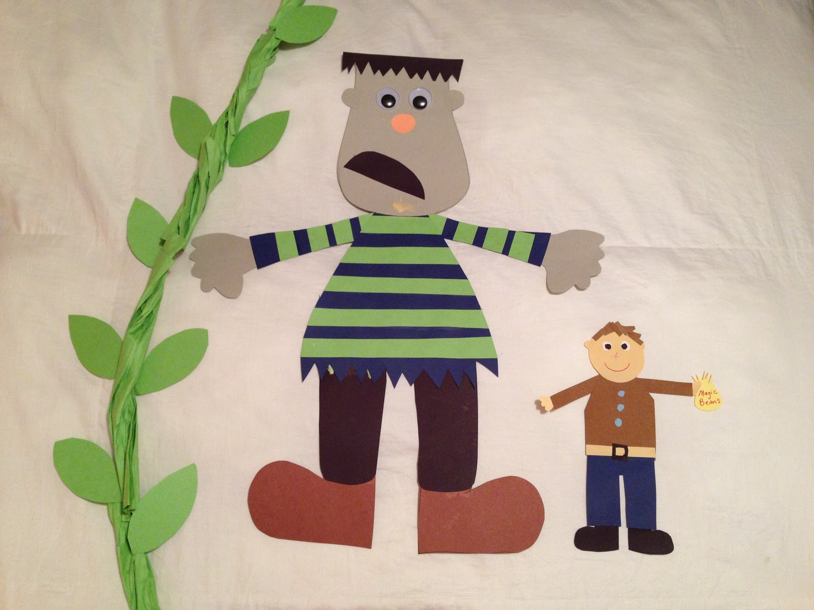 Life In First Grade Jack And The Beanstalk Literary Companion