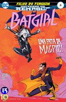 DC Renascimento: Batgirl #8
