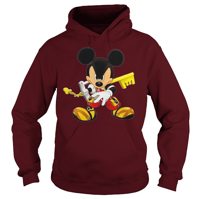 Kingdom Hearts Mickey Disney Hoodie, Kingdom Hearts Mickey Disney Sweatshirt, Kingdom Hearts Mickey Disney T Shirts Sweater