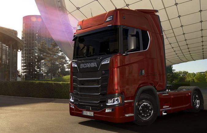Euro Truck Simulator 2 terá a nova geração Scania