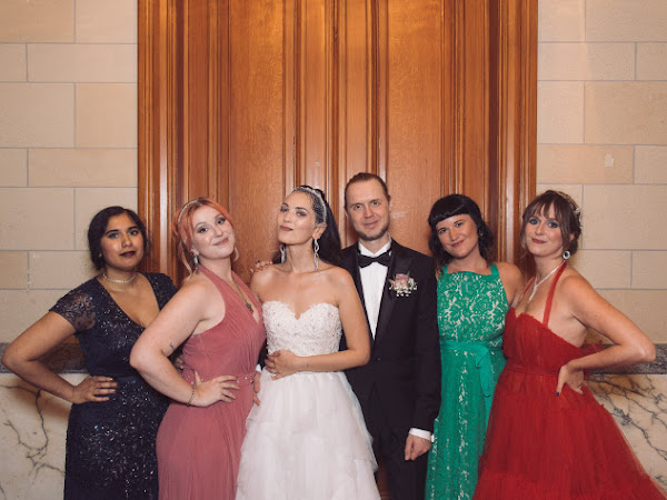 Personal: My bestie's wedding