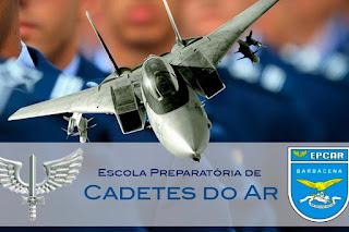 EPCAR abre inscrições para o Exame de Admissão ao CPCAR