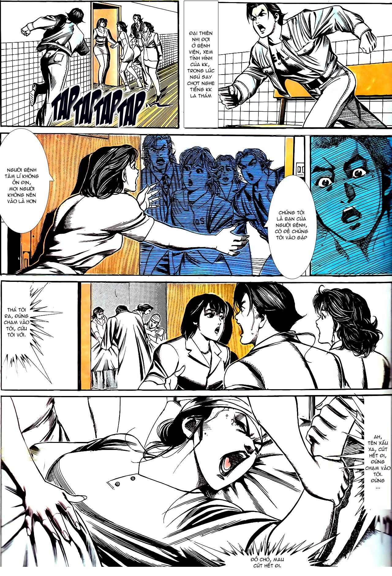 Người Trong Giang Hồ chapter 147: vĩnh biệt kk trang 2