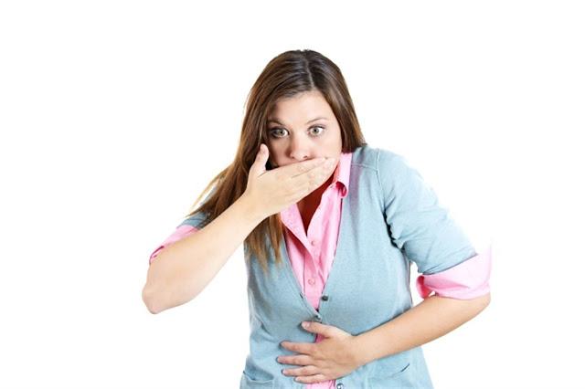 إليكم أسباب الغثيان بعد تناول الطعام