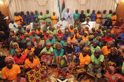"""<img src="""" Story-of-release-of-82-Chibok-Girls-part-of-President-Buhari's-government- diversionary-plans -Ayo-Fayose .gif"""" alt="""" Story of release of 82 Chibok Girls part of President Buhari's government diversionary plans – Ayo Fayose > </p>"""