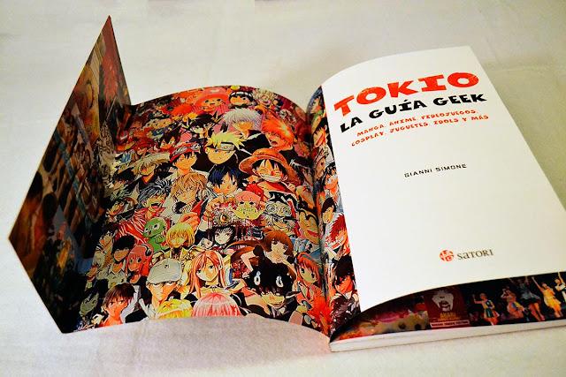Tokio, la guía geek 2