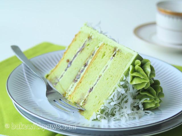 Onde Onde Cake