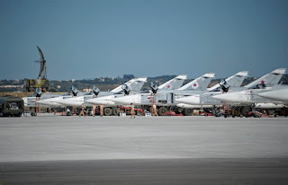 Russian military warned US about strikes
