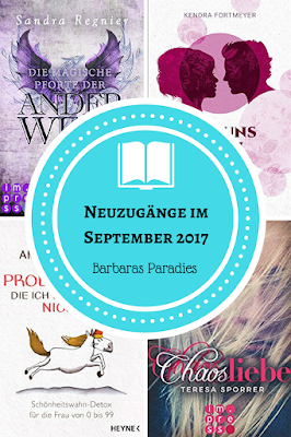 Neuzugänge September 2017