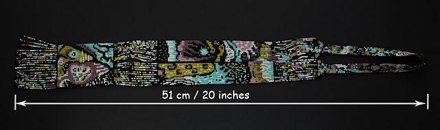 купить гердан японский бисер цена в россии абстрактное украшение