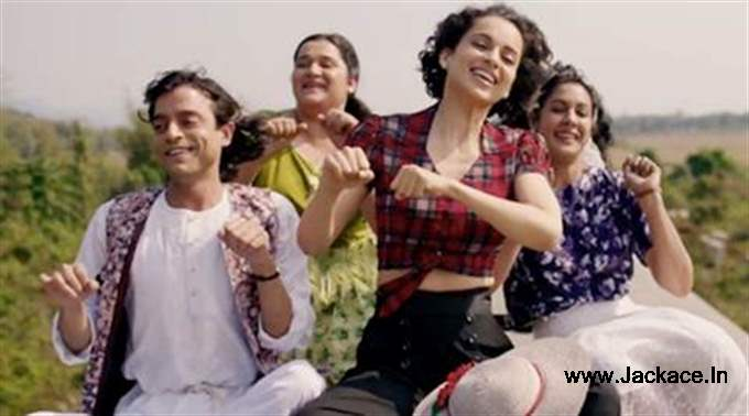 Watch Tippa Song From Rangoon | Ft. Kangana Ranaut, Shahid Kapoor