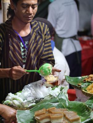 Wisata Kuliner Aneka Jajanan Jadul Pasar Kangen Jogjakarta