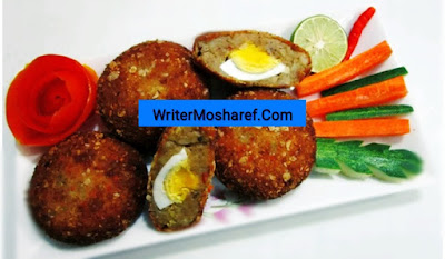 Chop egg potato recipes - আলুর চপ রেসিপি।
