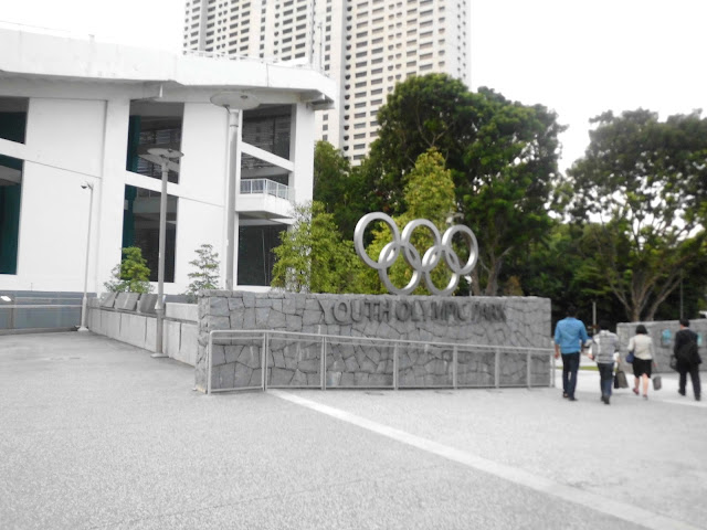 youth olympic park singapore