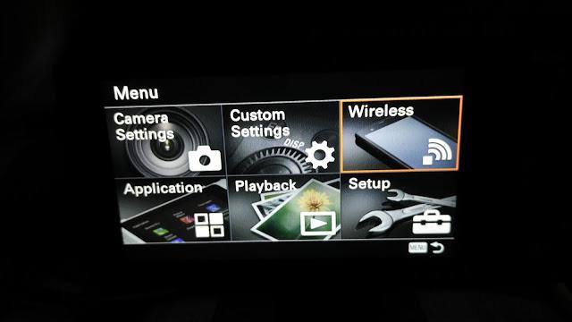 Sony a5000 Menggunakan PlayMemories