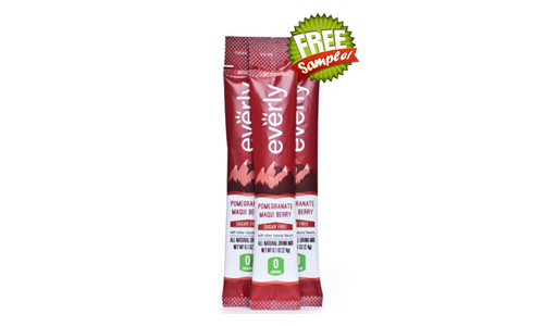 FREE Everly Drink Mix Sample, FREE Sample of Everly Drink Mix, Everly Drink Mix FREE Sample, Everly Drink Mix