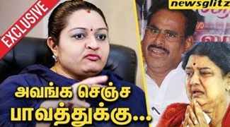 Deepa Jayakumar gives Reason for the Revolt with Natarajan | Interview