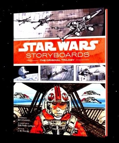 The Star Wars Underworld Star Wars Storyboards The Original Trilogy Book Trailer
