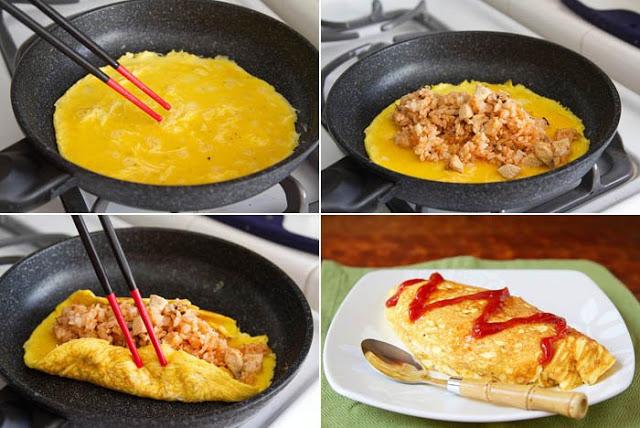 Aneka Resep Lezat dari telur untuk persiapan Berbuka dan santap sahur di bulan Puasa...!!!