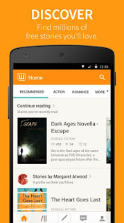 Wattpad App For Android discover millions of books