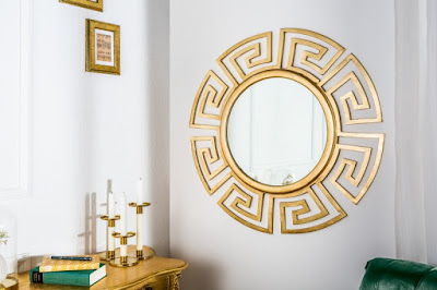 zrkadlá Reaction, nástenné zrkadlá, okrúhle zrkadlá