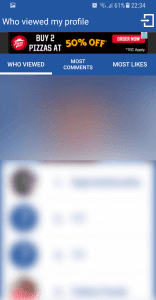 How to check who visited my facebook profile   How to see who views your facebook profile