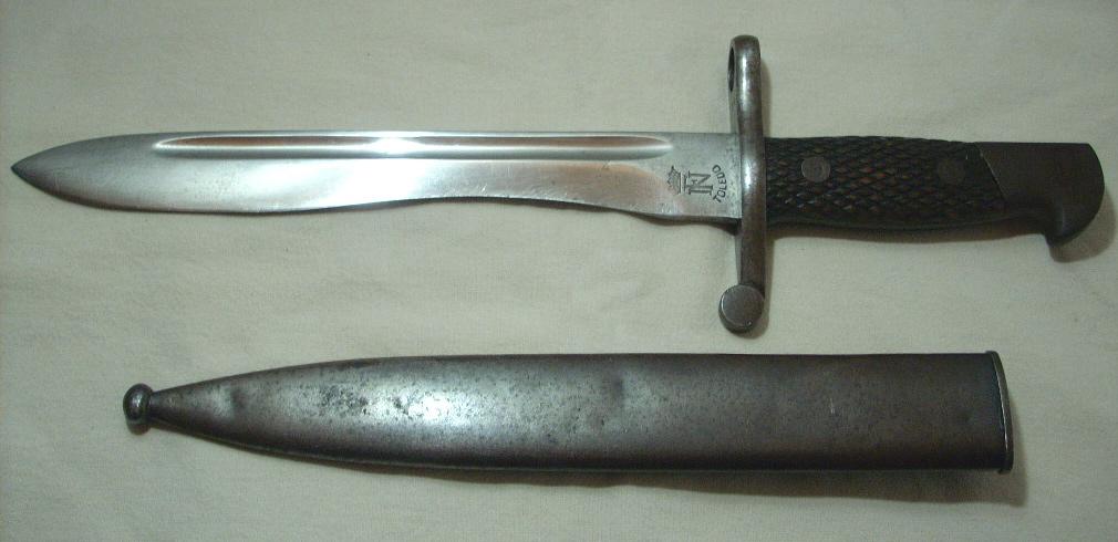 Fabrica De Toledo Knife
