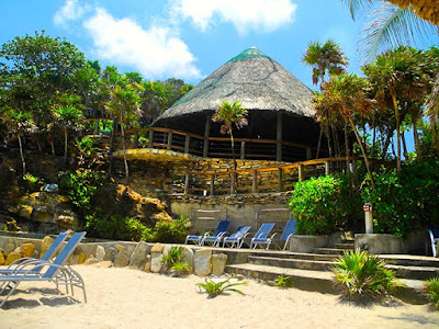 beach bar, bliss beach, chillout stations, nature trails, naturism, naturist week, nude beach, plunge pool, the black iguana, views, zen path,