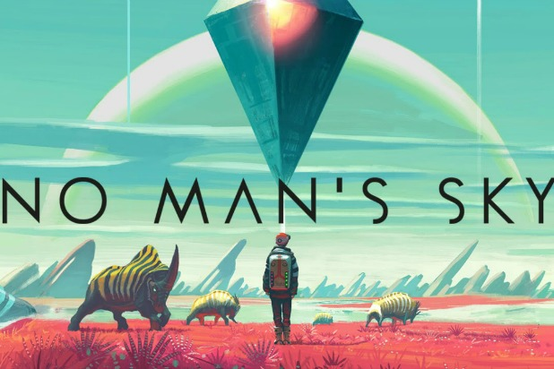 No Man's Sky Update | PS4 and Xbox