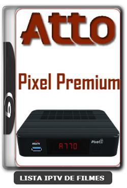 Atto Pixel Premium Nova Atualização Melhorias no Sistema - 20-06-2020