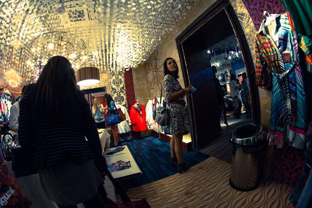 Rossella Scalzo blogger store Desigual