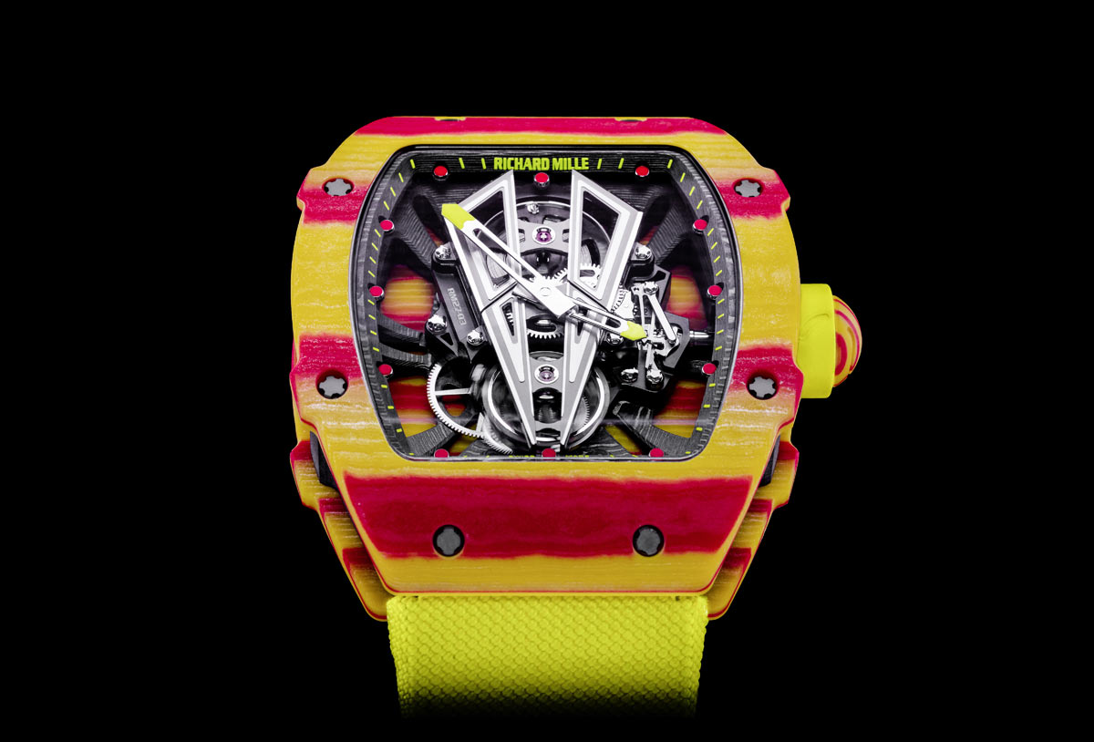 Richard Mille Rm 27 03 Rafael Nadal Time And Watches The Watch Blog