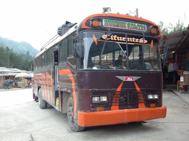 Transportes Cifuentes, Barillas