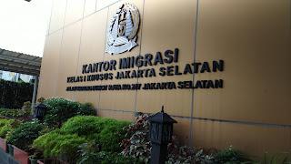 Kantor Imigrasi Kelas 1 Khusus Jakarta Selatan