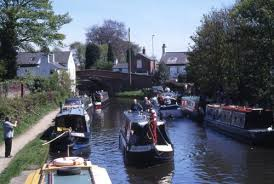 Photograph of the Bridgewater Canal