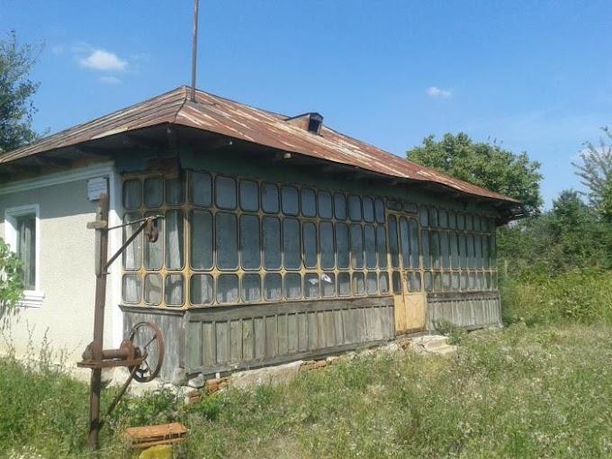 Casa copilariei lui Marin Preda