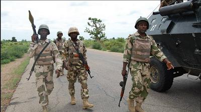 Nigerian Military Kills 114 Niger Delta Militants In Ogun, Lagos Creeks