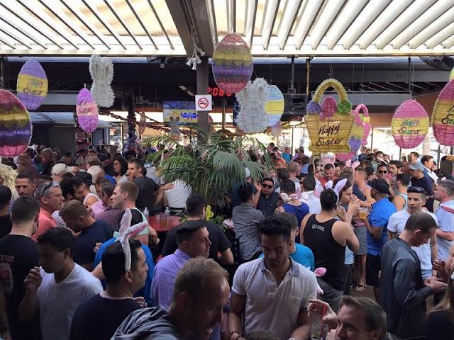 Bar Urban Mo's em San Diego
