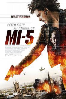 Sinopsis genre pemain Film MI-5 (2015)