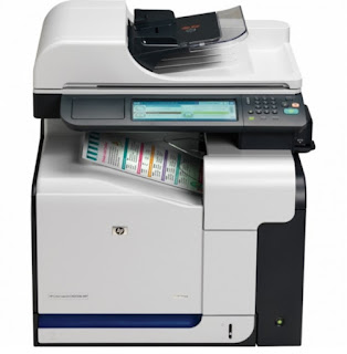 HP Color LaserJet CM3530FS Drivers Download
