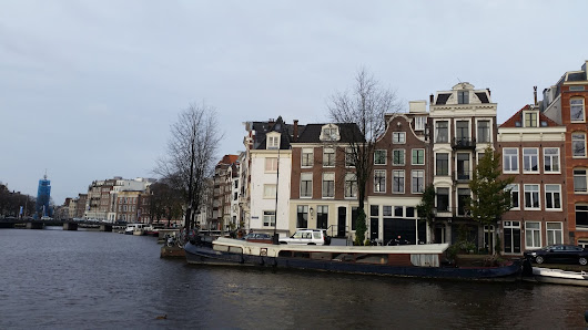 Holiday Photo Diary: Amsterdam