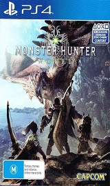 62297f8c58da2dba1e85bae877ccf103fb7369f1 - Monster Hunter World PS4-DUPLEX