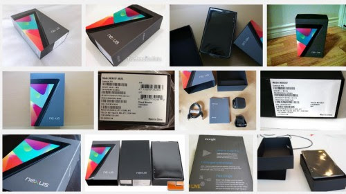 New Nexus 7 User
