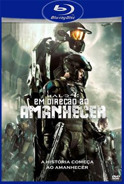 Halo 4 – Em Direção ao Amanhecer (2013) BluRay Rip 720p Torrent Dublado